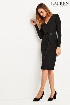 Lauren Ralph Lauren® Casondra Wrap Dress