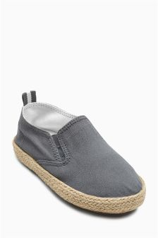 Rope Espadrille Shoes (Younger)