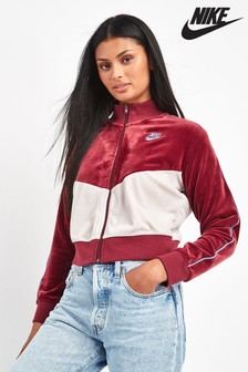 Nike Heritage Plush Jacket