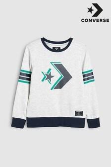 Converse Star Chevron Sweatshirt