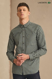 Lacoste® Small Check Shirt
