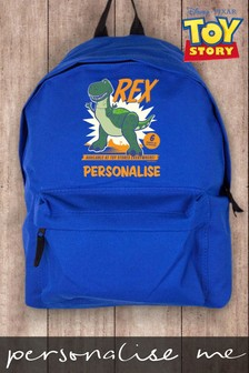 Disney™ Toy Story Personalised Rex Backpack