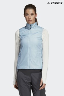adidas Terrex Light Blue Agravic Alpha Vest