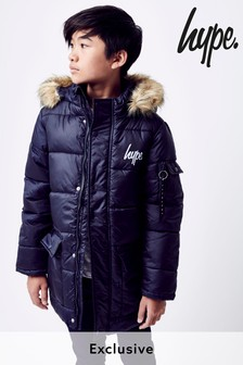 Hype. Explorer Padded Jacket