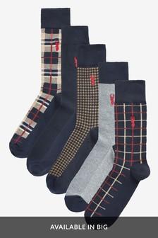 Socks Five Pack