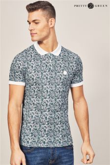 Pretty Green Green Bowdonvale Polo