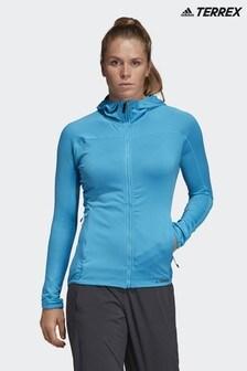 adidas Terrex Blue Trace Rocker Jacket