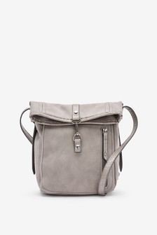 Utility Style Messenger Bag