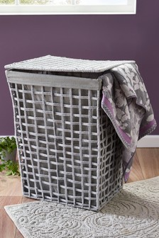 Rope Laundry Hamper