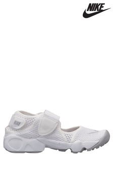 Nike White Rift Junior & Youth Trainers