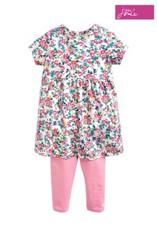 Joules Christina Printed Dress