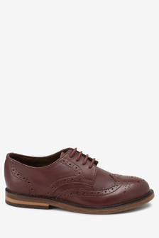Leather Brogues (Older)
