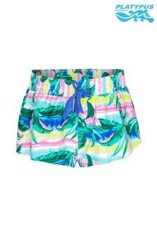 Platypus Australia Sunrise Flounce Shorts
