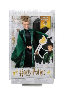 Harry Potter Professor McGonagall Collectable Doll 11.5in