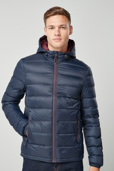 Down Hooded Snow Jacket