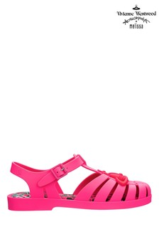 Vivienne Westwood by Melissa Pink Possession Sandal
