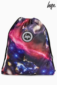 Hype. Nebula Print Drawstring Bag