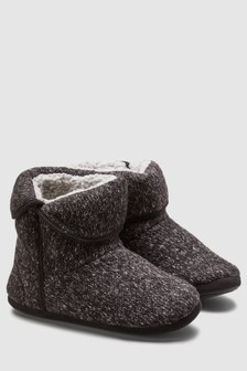 Knitted Boot