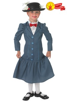 Rubies Mary Poppins Fancy Dress Costume