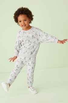 Bunny Sweat And Joggers Set (3mths-7yrs)