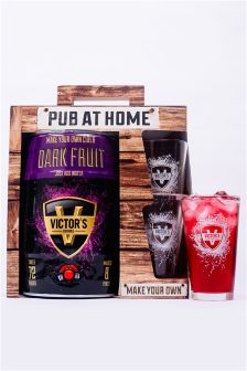 Victors Drinks Make Your Own Dark Fruit Cider