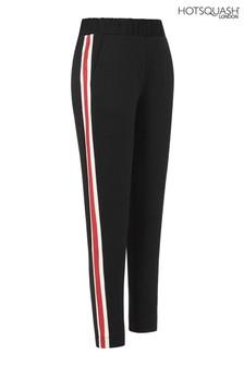 HotSquash Black Ponté Trousers