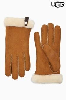 UGG® Chestnut Sheepskin Tenny Glove