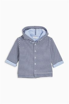 Jersey Stripe Lightweight Jacket (0mths-2yrs)