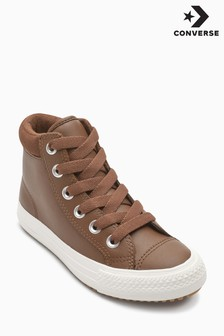 Converse Brown All Star Boot Hi
