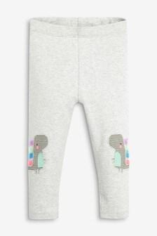 Dino Embellished Leggings (3mths-7yrs)