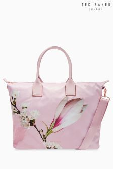 Ted Baker Pale Pink Abbeey Harmony Large Nylon