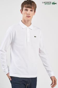 Lacoste® Sport Long Sleeve Polo