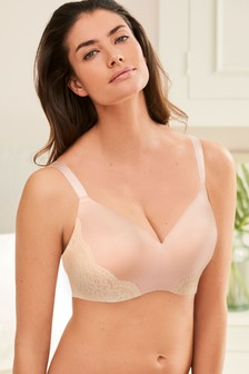 Daisy DD+ Non Wired Lightly Padded Full Cup Bra
