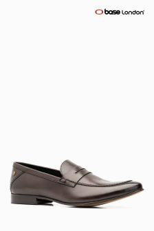 Base London® Brown Tenor Slip-On Shoe