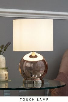 Roseville Touch Table Lamp