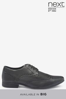 Perforated Brogues
