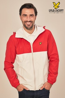 Lyle & Scott Colourblock Jacket