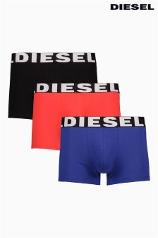 Diesel® Red/Black/Blue Trunk Three Pack