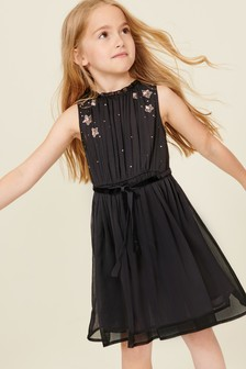 Sequin Star Dress (3-16yrs)