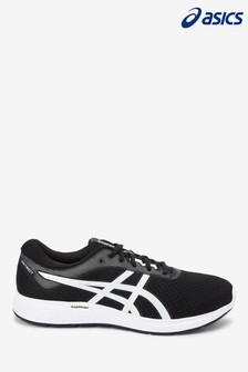 Asics Black Patriot 11 Trainers