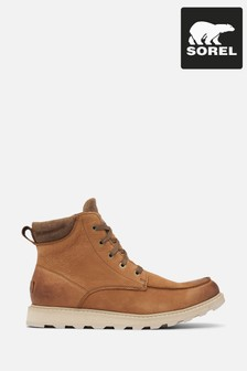Sorel® Tan Madson Waterproof Boots