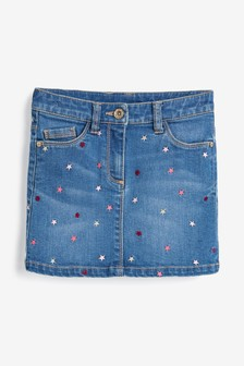 Denim Skirt (3-16yrs)