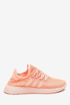 adidas Originals Pink Deerupt Trainers