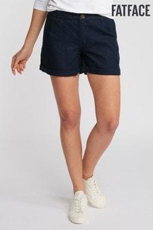 FatFace Baird Mcnutt Linen Shorts
