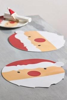 Komplet 2 podlog Santa Wipe Clean