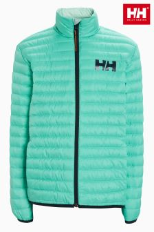 Helly Hansen Blue Barrier Down Reversible Jacket
