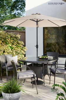 Monaco Parasol By Leisuregrow