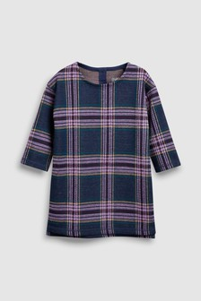 Brushed Check Dress (3mths-6yrs)