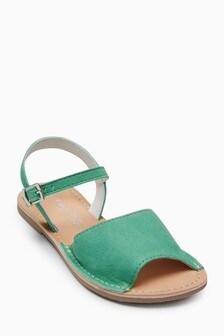 Peep Toe Sandals (Older)