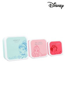 Disney™ Princess Set Of Three Lunch Boxes